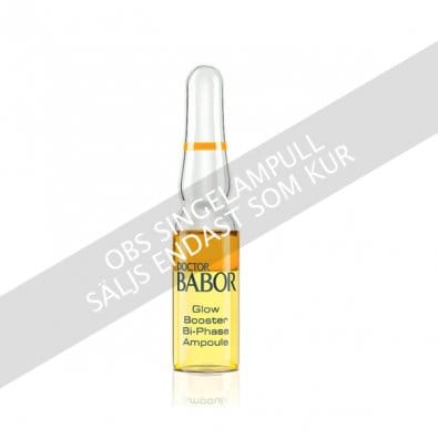 Dr Babor Boost Cellular Glow booster Bi-Phase Ampoule
