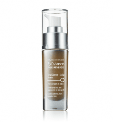 Exuviance Age Reverse Total Correct + Sculpt Serum - 30ml