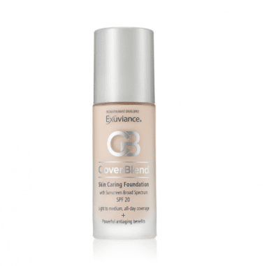 Exuviance Skin Caring Foundation SPF 20 - 10 Nyanser - 30ml
