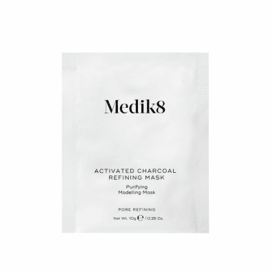 Medik8 Activated Charcoal Refining Mask - 5x10 g
