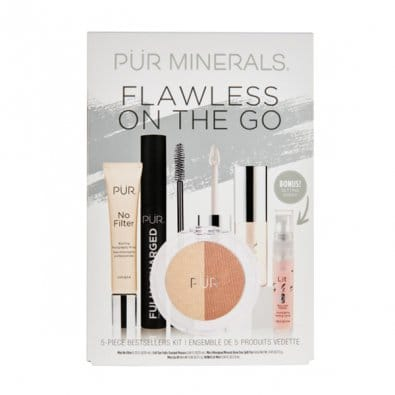 PÜR Flawless on the Go Kit