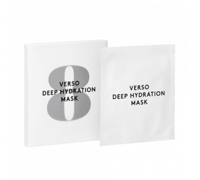 Verso Deep Hydration Mask - 4st x25g