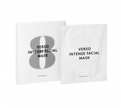 Verso Intense Facial Mask - 4st x 25g