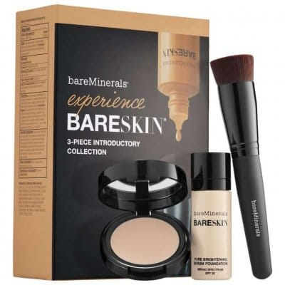 bareMinerals Bareskin try me kit