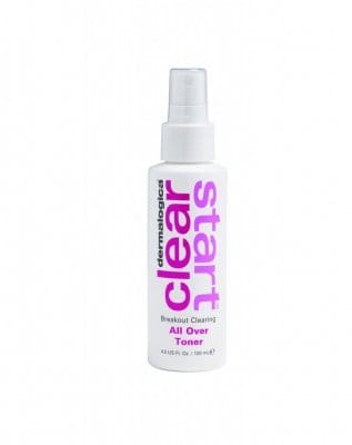 Dermalogica Clear Start Breakout Clearing All Over Toner 120ml