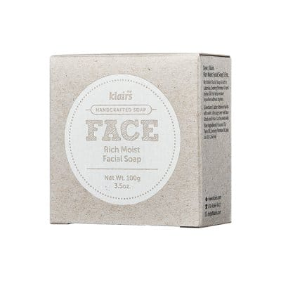 Klairs Rich Moist Facial Soap