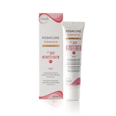 Synchroline Rosacure Intensive Cream Tinted Clair
